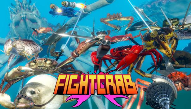 《螃蟹大战Fight Crab》今日上市化身螃蟹并利用各种武器将对手「翻倒」!