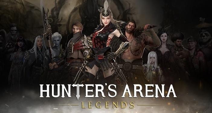 EA测试今日正式开启《猎人竞技场:传奇》激情厮杀等你来战