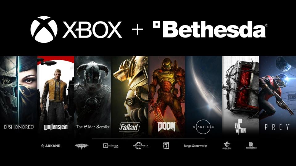 微软官宣:收购B社母公司Zenimax及其旗下工作室 – 澳博体育