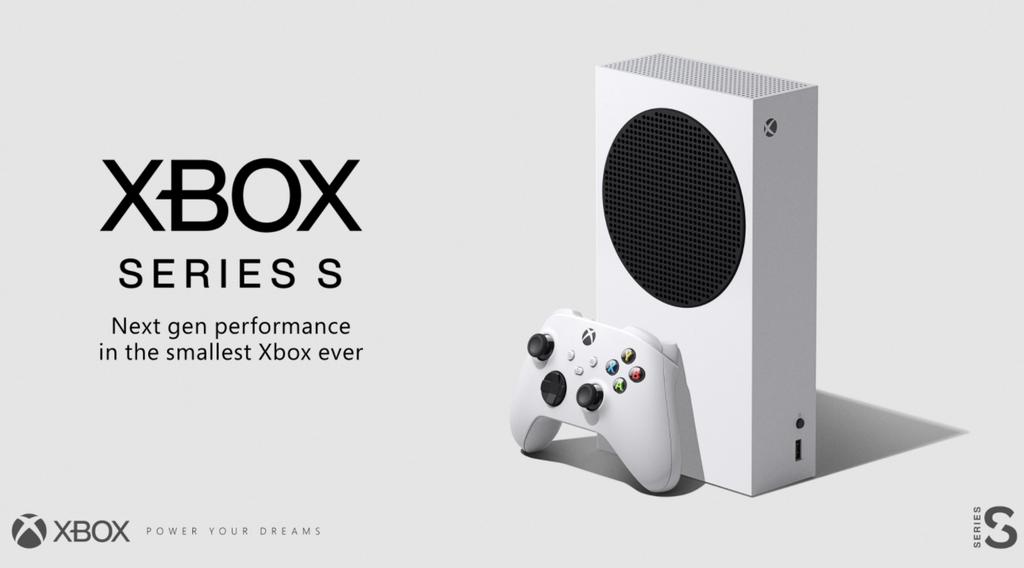 Xbox Series S主机官方公布!售价299美元 最小Xbox主机