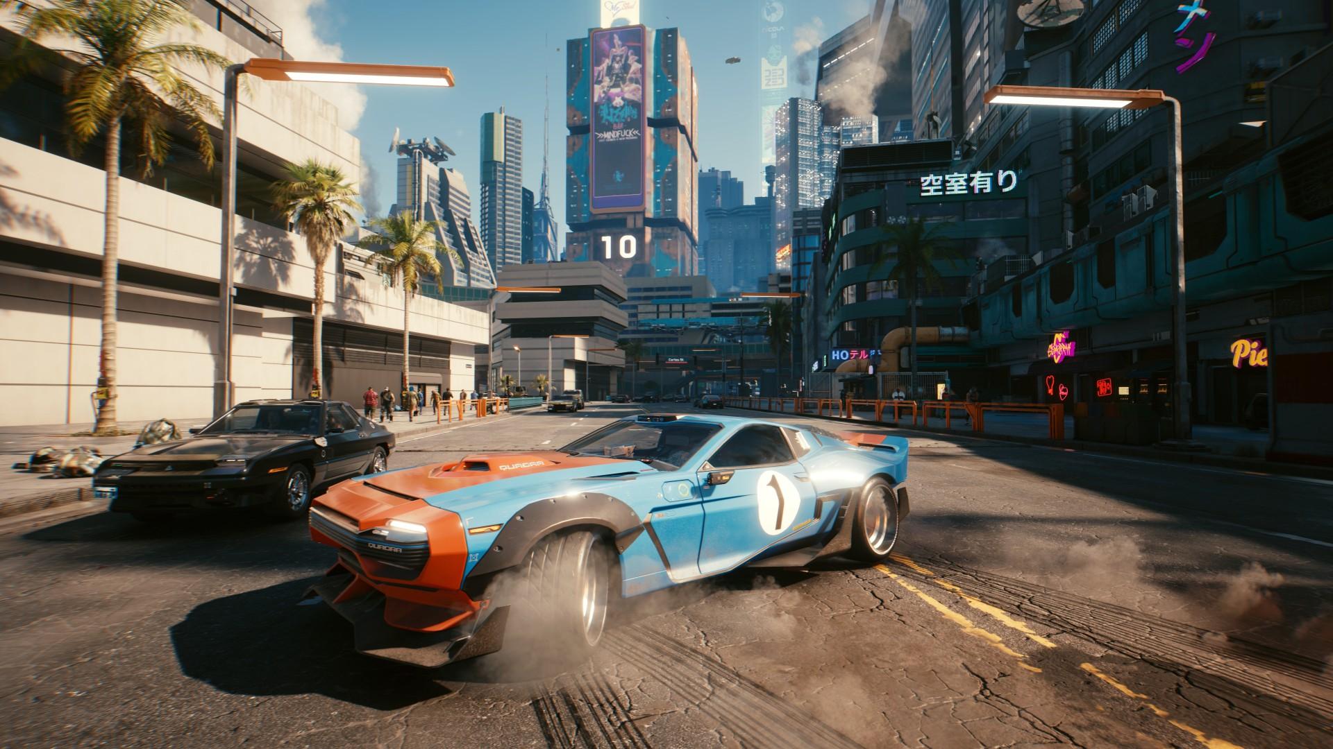 《赛博朋克2077》海量新截图:超多车辆任你选用 澳博体育-平台入口