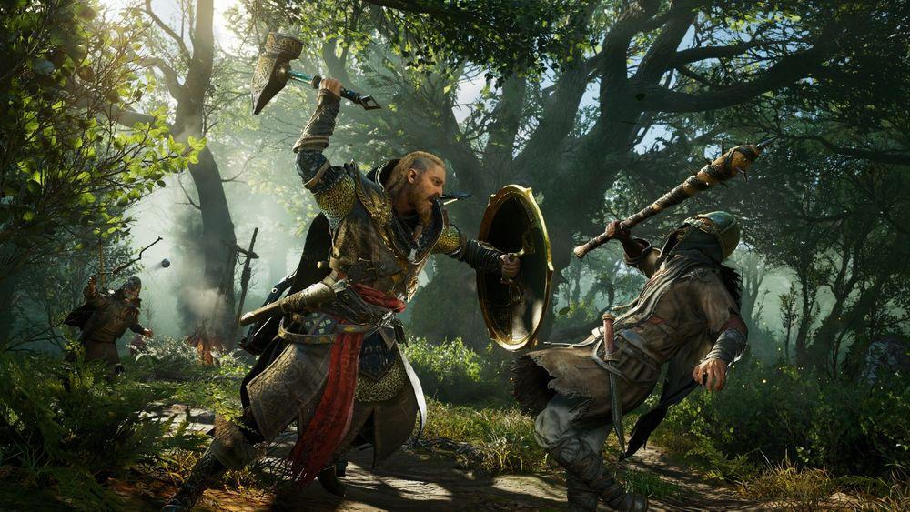《刺客信条:英灵殿》将解锁PS5/PS4亚洲版和谐更新内容