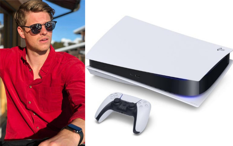 英国演员詹姆斯 把Sony送的PS5高价卖掉 遭网友痛骂
